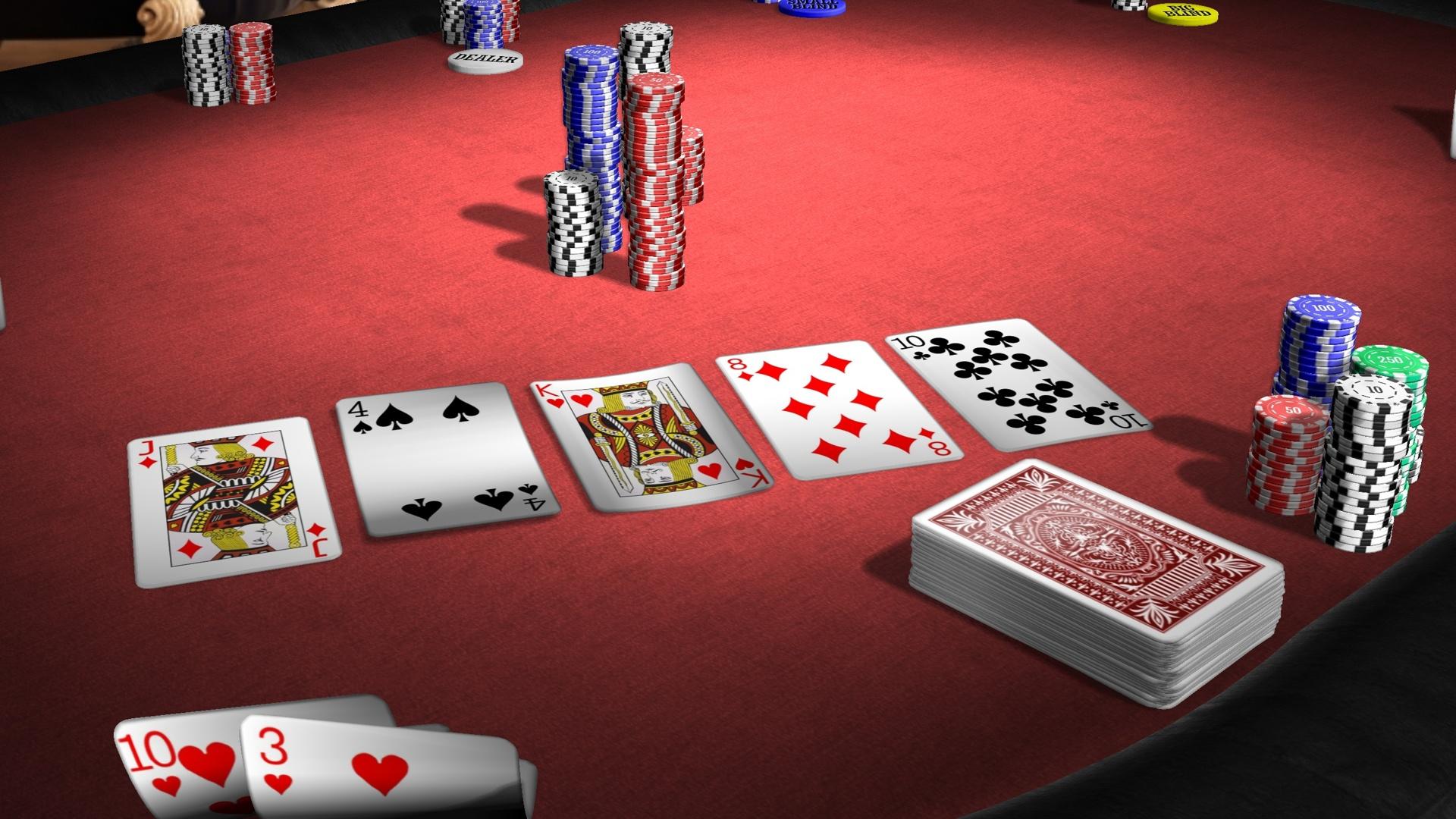 Holdem Poker Game Types