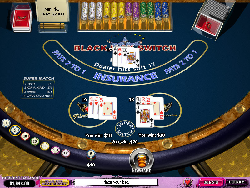 Good game practices Blackjack play free Multiply essential for customers