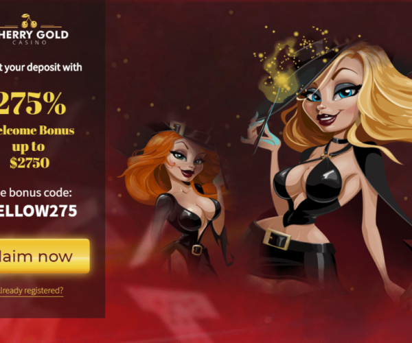 Golden Cherry Casino Review