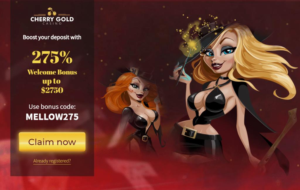 Golden Cherry Casino Review
